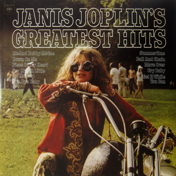 Janis Joplin Janis Joplin - Janis Joplin's Greatest Hits janis joplin janis joplin big brother the holding comp