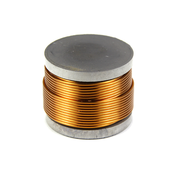 Катушка индуктивности Jantzen Iron Core Coil + Discs 18 AWG / 1 mm 22 mH 0.96 Ohm катушка индуктивности jantzen iron core coil discs 15 awg 1 40 mm 1 500 mh 0 120 ohm