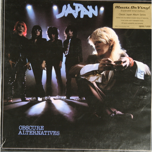 JAPAN JAPAN - Obscure Alternatives (2 Lp, 180 Gr) procol harum procol harum in concert 2 lp 180 gr