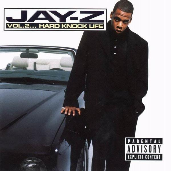 JAY-Z - Vol.2... Hard Knock Life (2 LP)