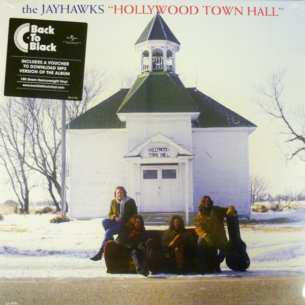 Jayhawks Jayhawks - Hollywood Town Hall the jayhawks the jayhawks sound of lies 2 lp