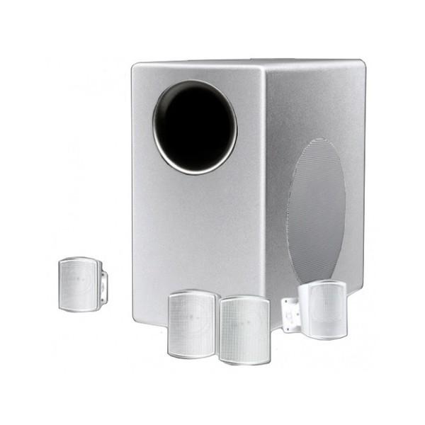 Настенный громкоговоритель JBL Control 50 Pack WH рэковое сетевое хранилище rack nas qnap ts 251a 2g ts 251a 2g
