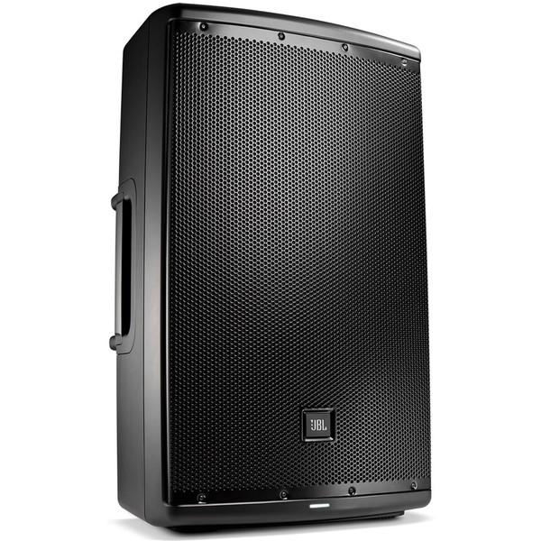 Профессиональная активная акустика JBL EON615 профессиональная активная акустика behringer eurolive b212d black