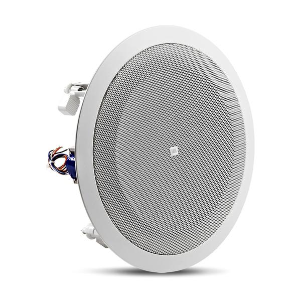 Встраиваемая акустика трансформаторная JBL 8128 White встраиваемая акустика трансформаторная apart cm6tsmf white