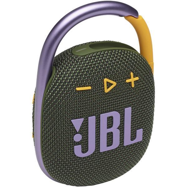 Портативная колонка JBL Clip 4 Green