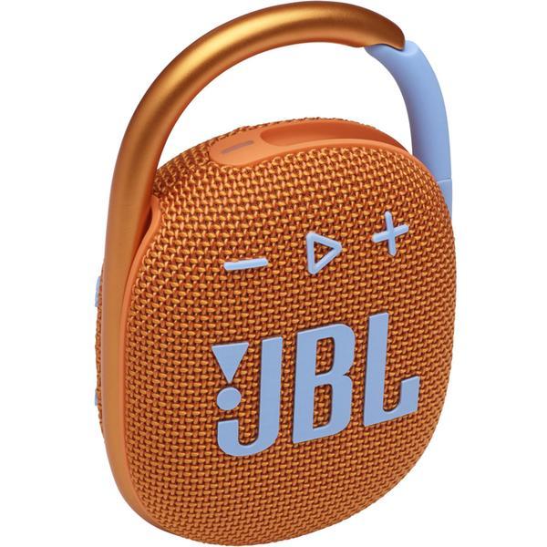 Портативная колонка JBL Clip 4 Orange