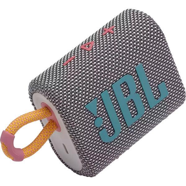 Портативная колонка JBL GO 3 Grey