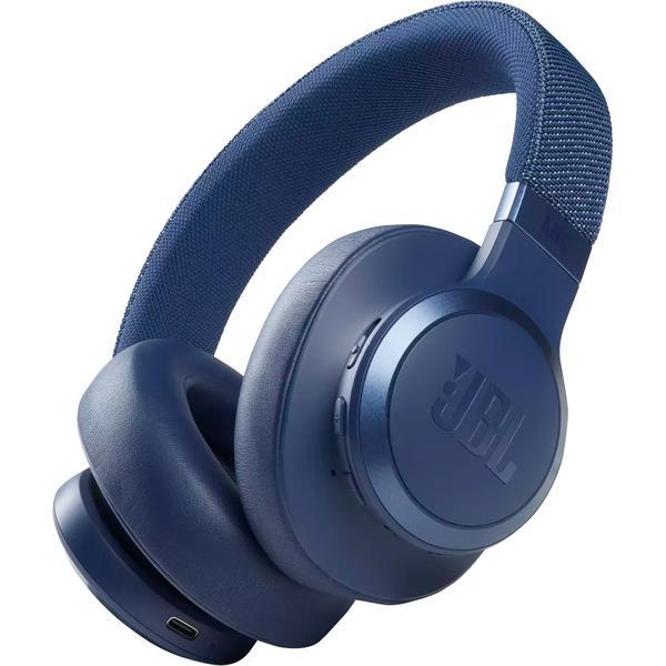Фото - Беспроводные наушники JBL Live 660NC Blue снуд button blue button blue bu019ggcrrq1