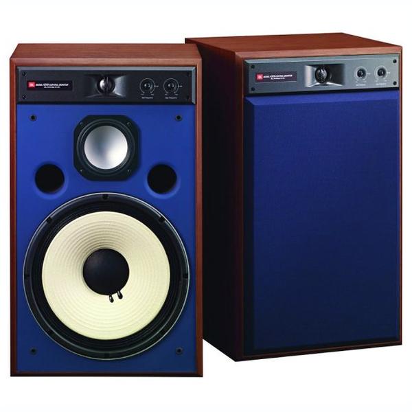 Полочная акустика JBL Studio Monitor 4319 Brown (уценённый товар)