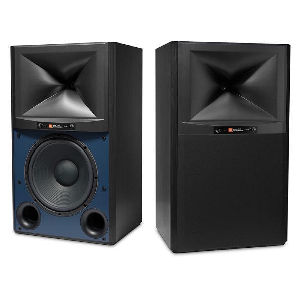 Полочная акустика JBL Studio Monitor 4349 Black