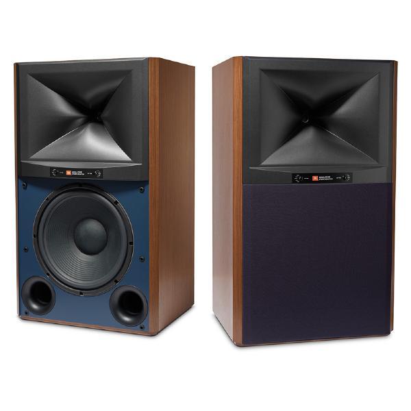 Полочная акустика JBL Studio Monitor 4349 Walnut