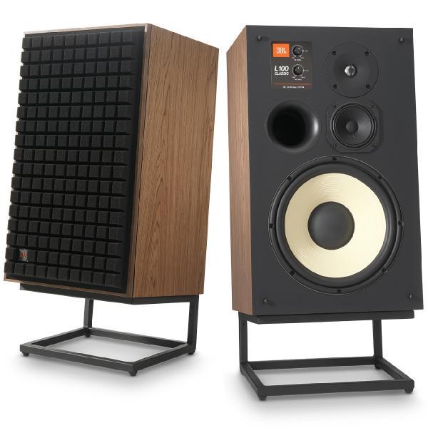 Полочная акустика JBL Studio Monitor L100 Classic Walnut/Black
