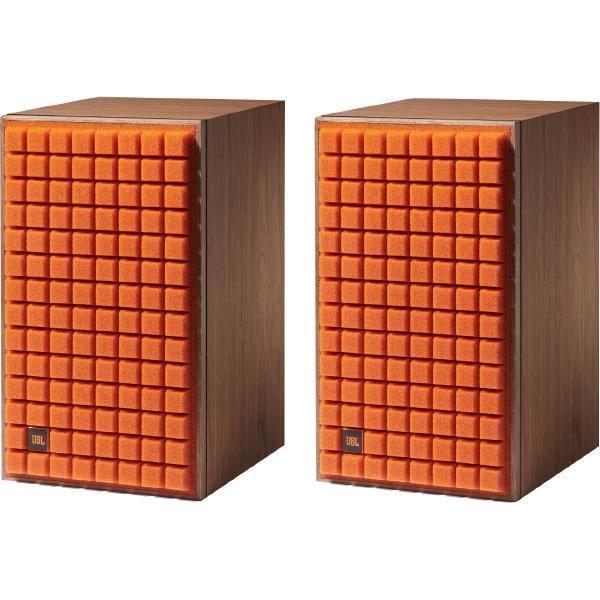 Полочная акустика JBL Studio Monitor L82 Classic Walnut/Orange