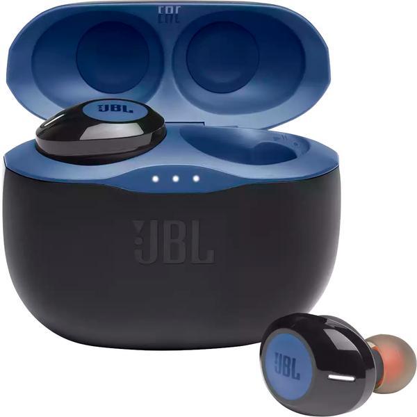 Беспроводные наушники JBL Tune 125 TWS Blue
