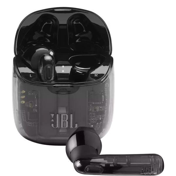 Беспроводные наушники JBL Tune 225 TWS Ghost Edition Black