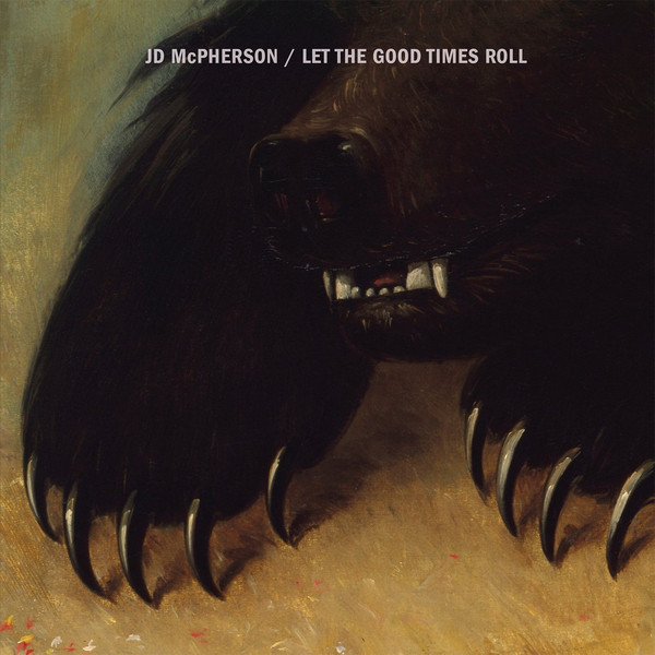 Jd Mcpherson Jd Mcpherson - Let The Good Times Roll jd коллекция kt8031 серый черный 100