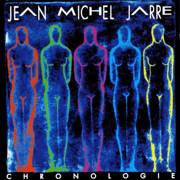 Jean Michel Jarre Jean Michel Jarre - Chronology cd jean michel jarre revolutions