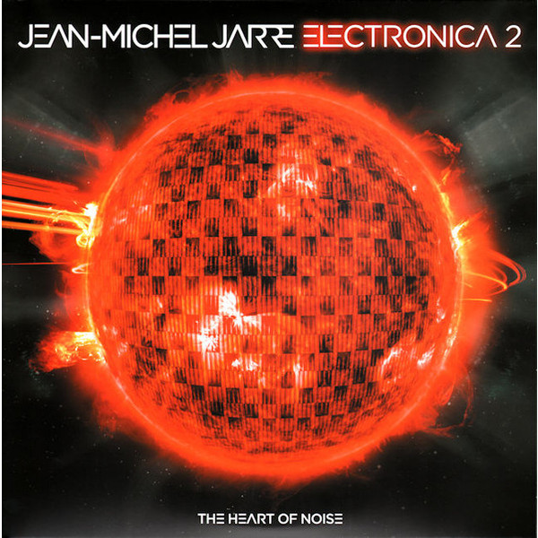 Картинка для Jean Michel Jarre Jean Michel Jarre - Electronica 2: The Heart Of Noise (2 LP)