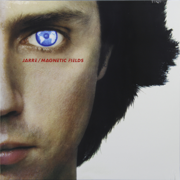 Jean Michel Jarre Jean Michel Jarre - Magnetic Fields cd jean michel jarre revolutions