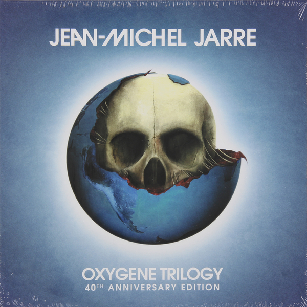 Jean Michel Jarre Jean Michel Jarre - Oxygene Trilogy (3 LP) jean michel jarre electronika 2 – the heart of noise cd