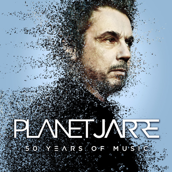 Картинка для Jean Michel Jarre Jean Michel Jarre - Planet Jarre: 50 Years Of Music (4 LP)