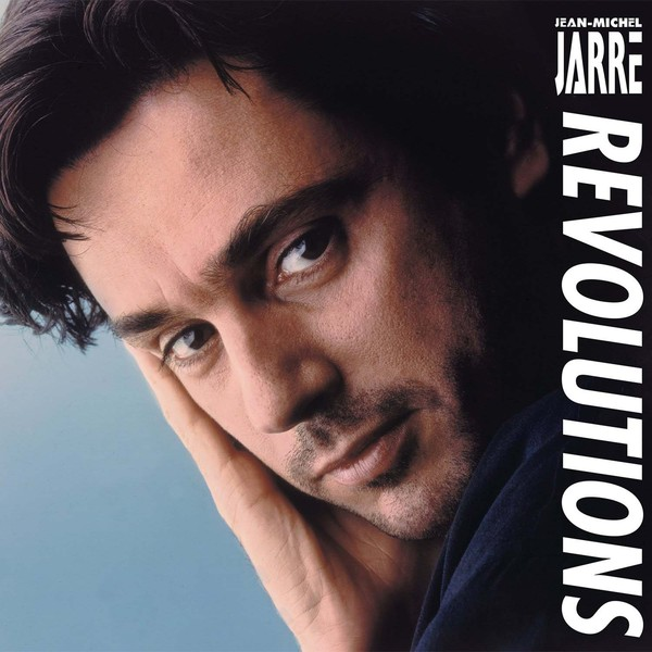 Jean Michel Jarre Jean Michel Jarre - Revolutions cd jean michel jarre revolutions