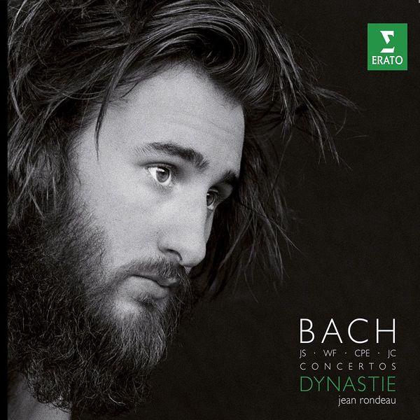 BACH BACHJean Rondeau - Dynastie: Concertos By J.s., C.p.e.bach W.f.bach тим хью хидэми судзуки bournemouth sinfonietta ричард студ c p e bach cello concertos wq 170 172