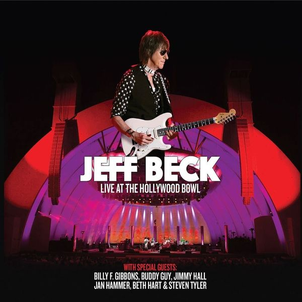 цена на Jeff Beck Jeff Beck - Live At The Hollywood Bowl (3 Lp, 180 Gr)
