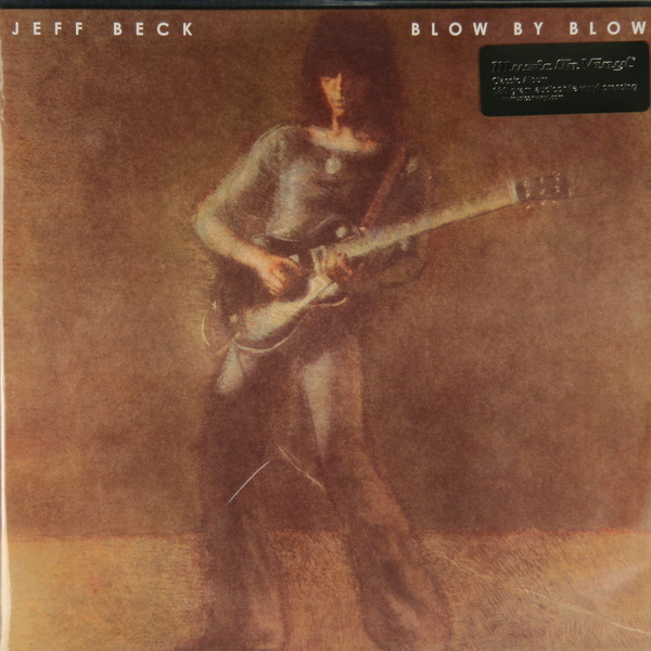 Jeff Beck Jeff Beck - Blow By Blow (180 Gr) виниловая пластинка jeff beck emotion commotion