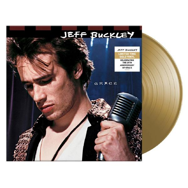 Jeff Buckley Jeff Buckley - Grace (25 Anniversary) (colour) jeff beck jeff beck blow by blow colour