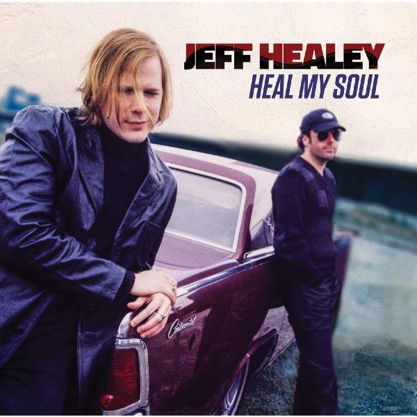 Jeff Healey Jeff Healey - Heal My Soul (2 LP) healey e elizabeth is missing