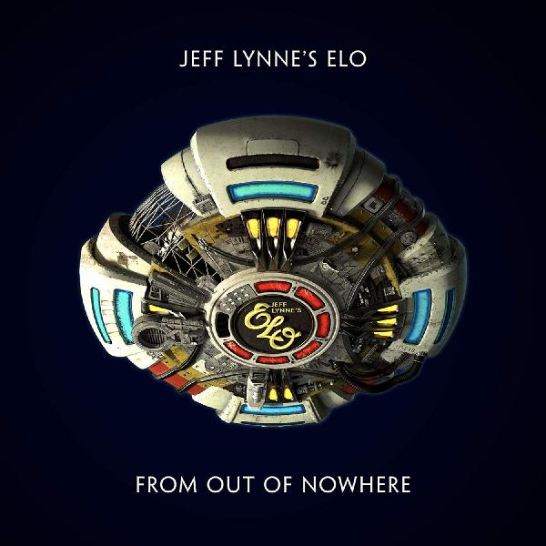 Jeff Lynne's Elo Jeff Lynne's Elo - From Out Of Nowhere (limited, 180 Gr, Colour) фото