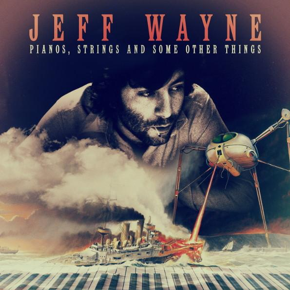 Jeff Wayne - Pianos, Strings And Some Other Things (limited, 180 Gr)