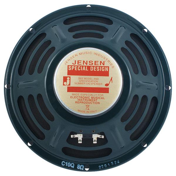 Гитарный динамик Jensen Loudspeakers C10Q 8 Ohm гитарный динамик jensen loudspeakers ch8 35 8 ohm