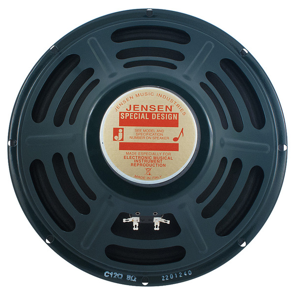 Гитарный динамик Jensen Loudspeakers C12Q 16 Ohm