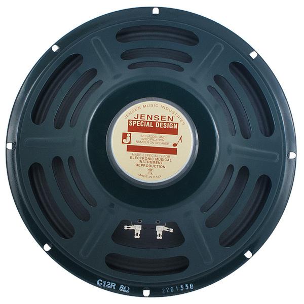 где купить Гитарный динамик Jensen Loudspeakers C12R 8 Ohm дешево