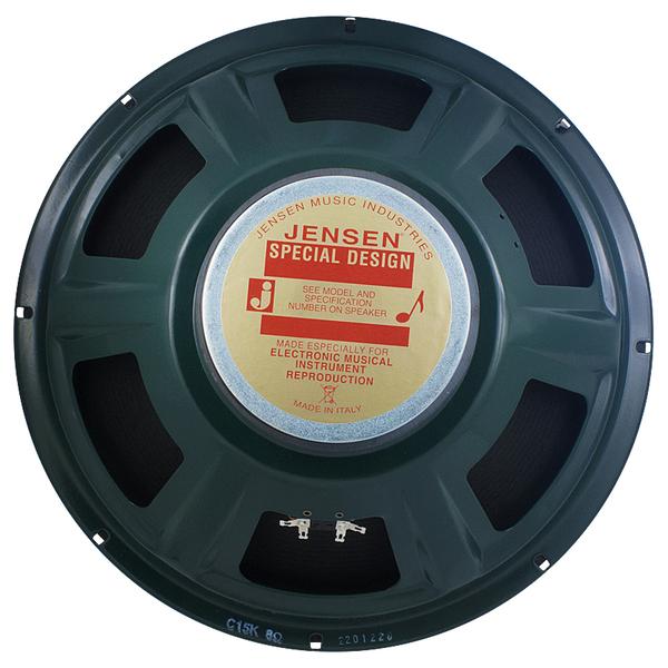 Гитарный динамик Jensen Loudspeakers C15K 16 Ohm