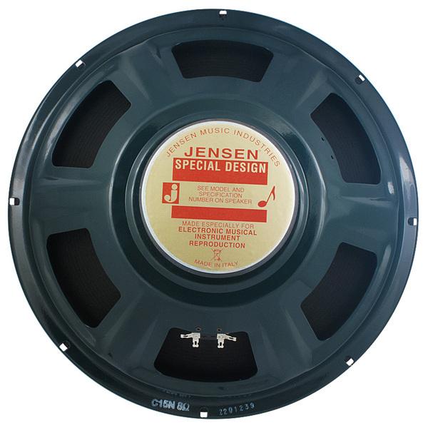 Гитарный динамик Jensen Loudspeakers C15N 8 Ohm гитарный динамик jensen loudspeakers ch8 35 8 ohm