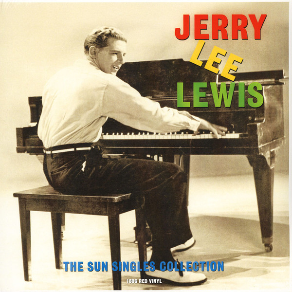 Jerry Lee Lewis Jerry Lee Lewis - Sun Singles (colour)