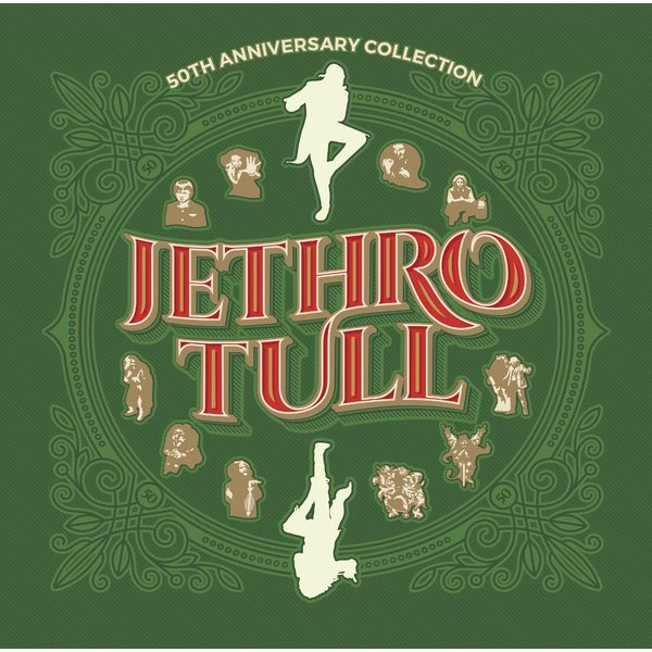 Jethro Tull Jethro Tull - 50th Anniversary Collection (180 Gr) jethro tull jethro tull the triple album collection 3 cd