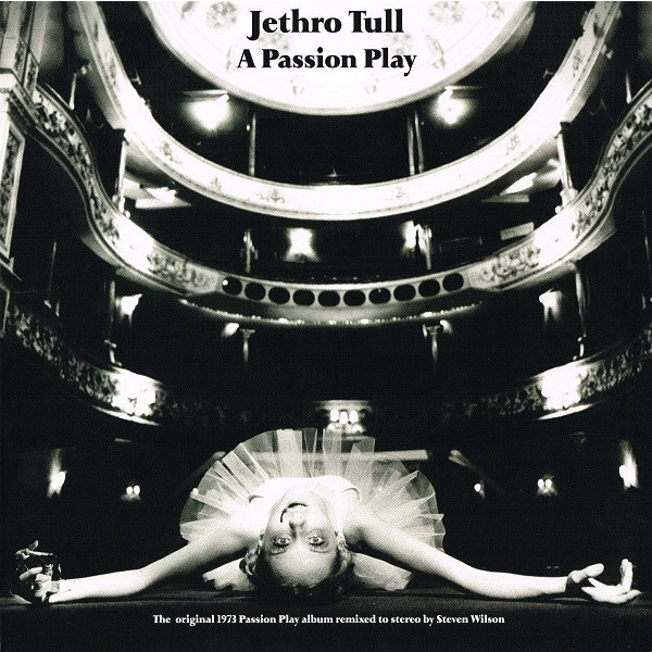 Jethro Tull Jethro Tull - A Passion Play jethro tull jethro tull the triple album collection 3 cd