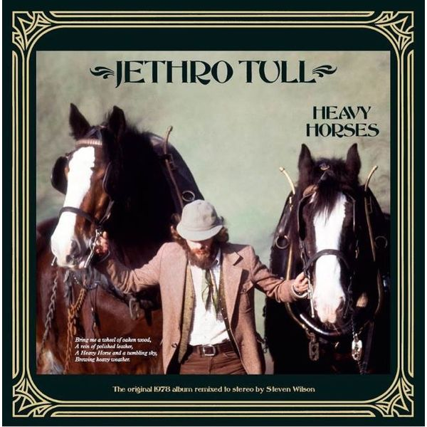 Jethro Tull Jethro Tull - Heavy Horses (steven Wilson Remix) (180 Gr) цена и фото