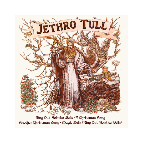 Jethro Tull Jethro Tull - Ring Out, Solstice Bells Ep jethro tull jethro tull roots to branches