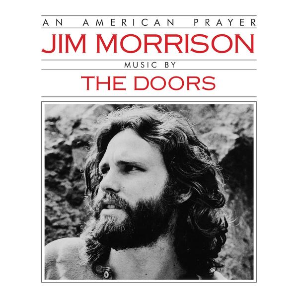 The Doors The DoorsJim Morrison - An American Prayer (180 Gr, Colour)