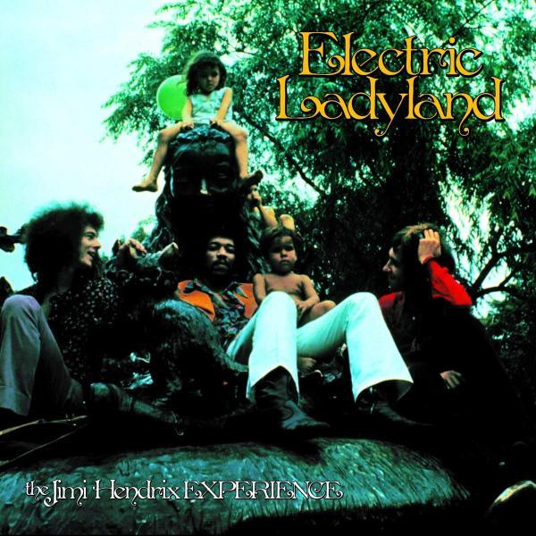 Jimi Hendrix - Electric Ladyland (50th Anniversary) (limited, 6 Lp + Blu-ray, 180 Gr)