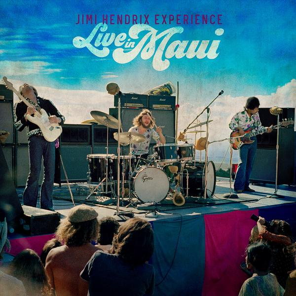 Jimi Hendrix Jimi Hendrix - Experience Live In Maui (3 Lp + Blu-ray) фото