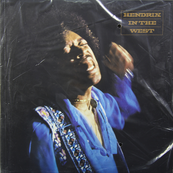 Jimi Hendrix Jimi Hendrix - In The West (2 LP) плектр dunlop jimi hendrix 12 medium