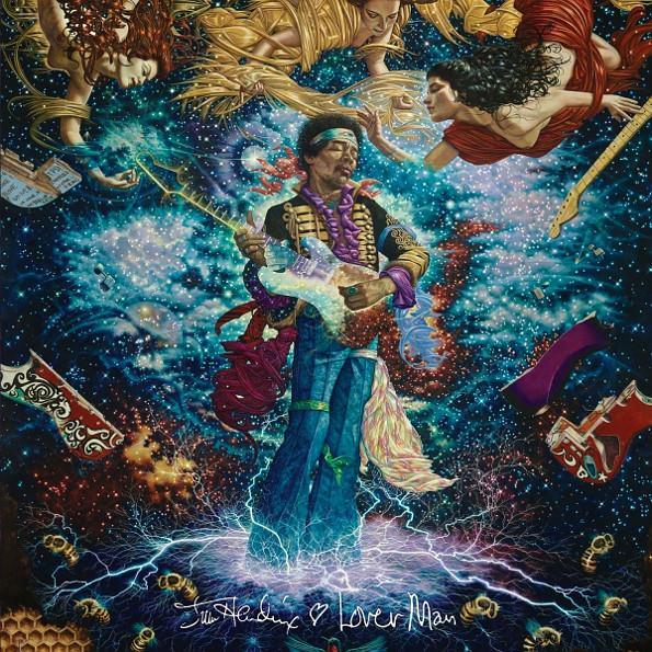 Jimi Hendrix - Lover Man / Foxy Lady (7 )