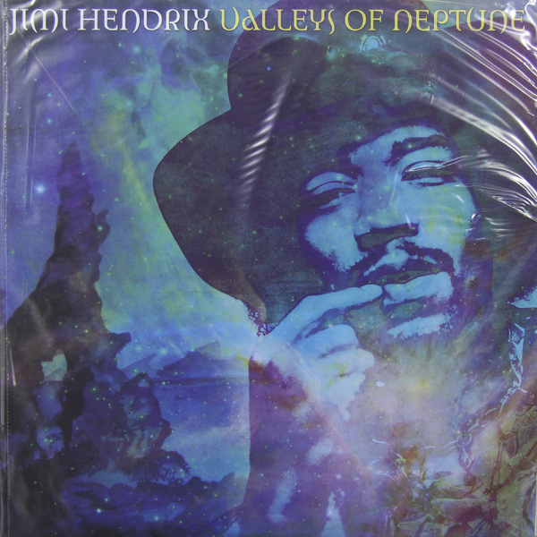 Jimi Hendrix - Valleys Of Neptune (2 LP)