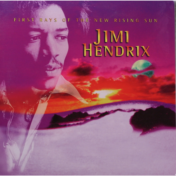 Jimi Hendrix Jimi Hendrix - First Rays Of The New Rising Sun (180 Gr) 4505 panel